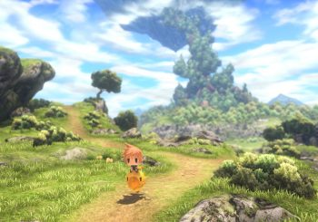 World of Final Fantasy Pre-order Items Revealed