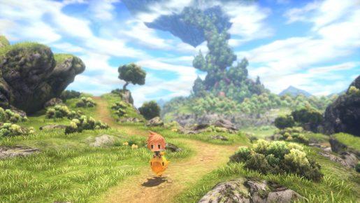 world of final fantasy screen