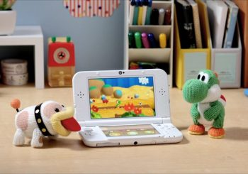 Yoshi's Woolly World coming to 3DS with new content in 2017