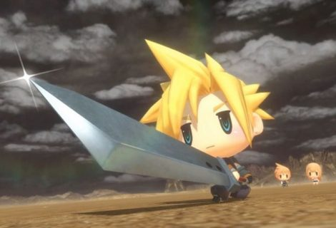 World of Final Fantasy - Best Early Experience Farming Location