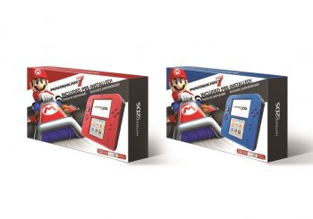 Nintendo to release new Nintendo 2DS colors this holiday