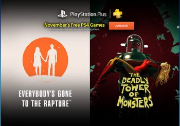 Free PlayStation Plus Games Revealed For November 2016