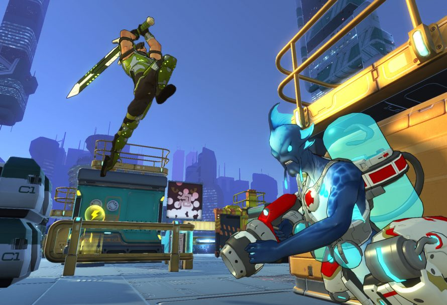 Trion Worlds' Atlas Reactor now available