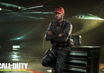 F1 Racer Lewis Hamilton Is In Call of Duty: Infinite Warfare