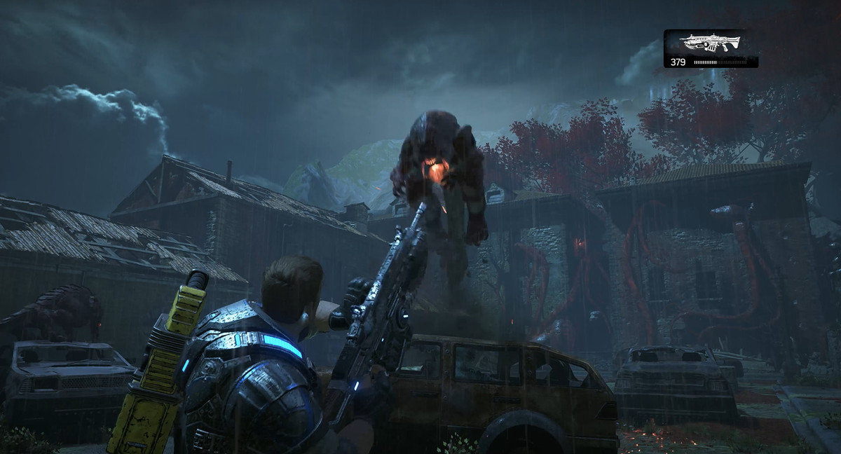 Gears of War 4 Review - Just Push Start