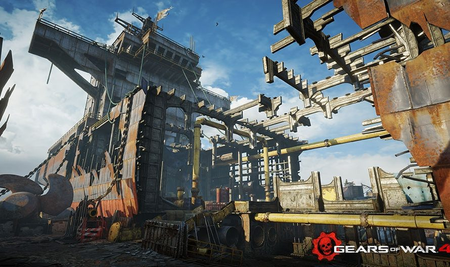 New Gears of War 4 Maps Coming In November