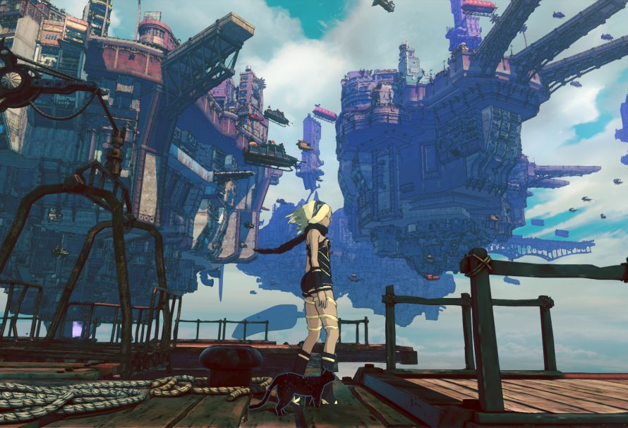 Gravity Rush 2 delayed until January 2017