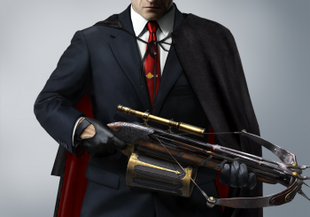 Hitman: Sniper Halloween Update Adds Ghosts & Exorcist Crossbow