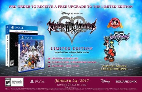 Kingdom Hearts HD 2.8 LE