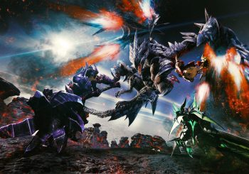 Monster Hunter XX announced for 3DS
