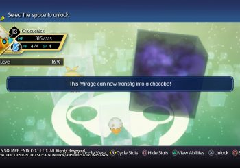 World of Final Fantasy Guide- How to Evolve a Mirage