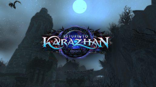 World of Warcraft Patch 7.1