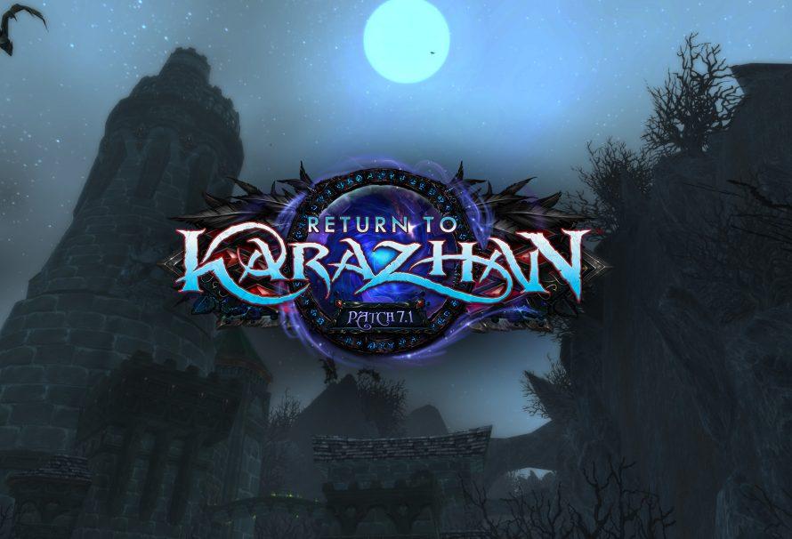 World of Warcraft: Legion Patch 7.1 arrives October 25