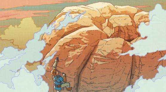 The Legend of Zelda: Breath of the Wild Halloween Artwork Revealed