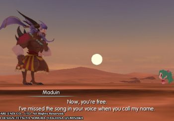 World of Final Fantasy - Maduin Unlock Guide