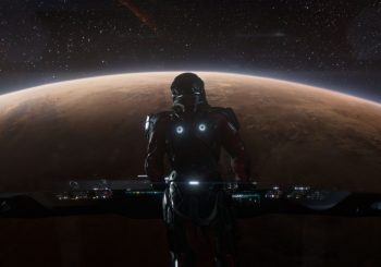 Mass Effect Andromeda Voice Actors Revealed