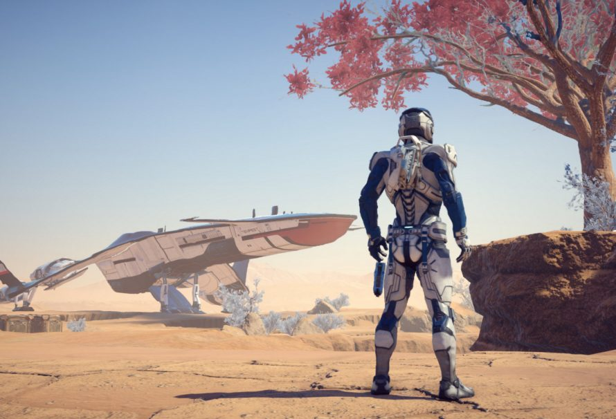 Mass Effect Andromeda Gets Third Biggest UK Launch Of 2017