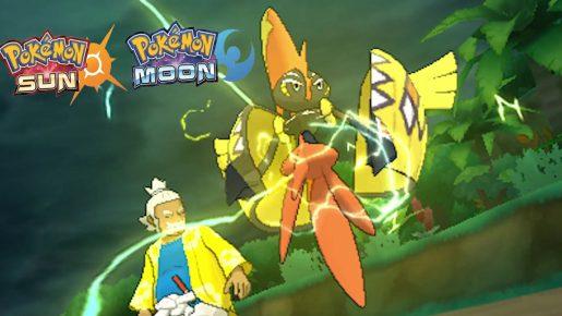 Pokemon Sun Tapu KoKo
