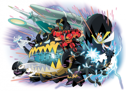 Pokemon Sun and Moon Guide- Ultra Beasts