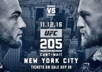EA Sports UFC 2 Put In EA Access Vault In Time For UFC 205