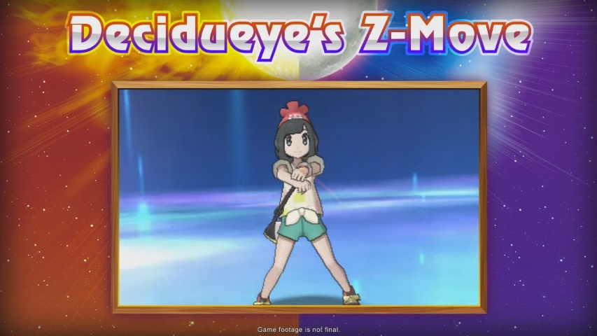New Pokemon Sun and Moon Video Shows Z-Moves And Ultimate Beasts