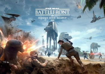 Star Wars Battlefront Rogue One Scarif DLC Release Date Announced
