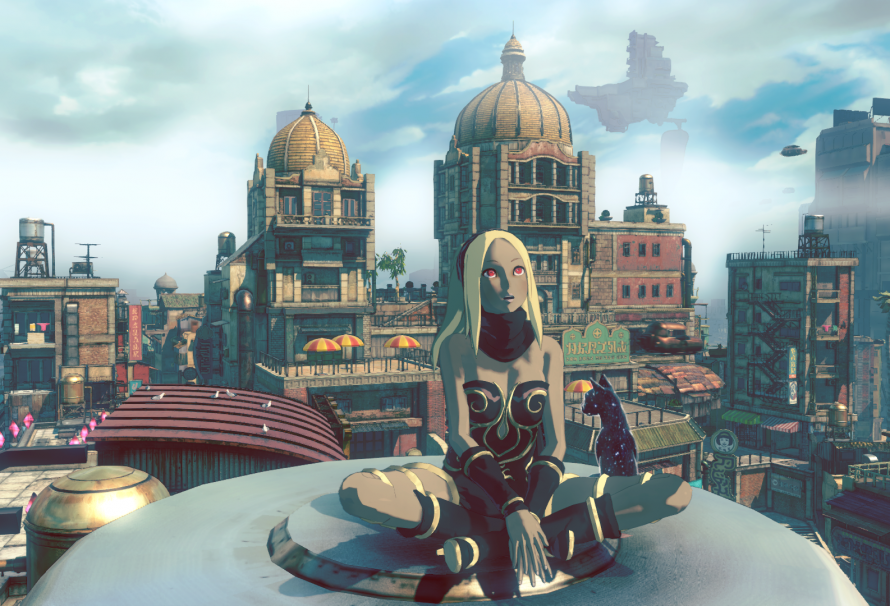 Free Gravity Rush 2 Demo Out Later This Week On PS4