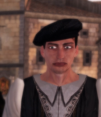 Assassin's Creed Ezio Collection Patch 1.02 Removes The Ugly Man From The Game