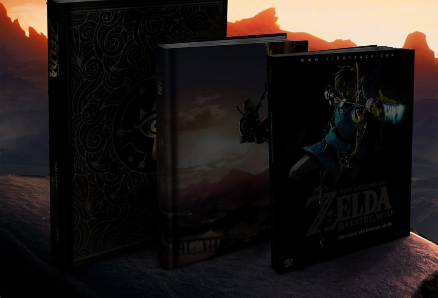 Piggyback Is Working On Zelda: Breath of the Wild Strategy Guide