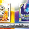Pokemon Sun And Moon Already Sells 2.1 Million Copies In Europe