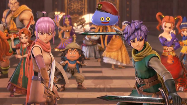 Dragon Quest Heroes II Release Date Announced For Europe And North America