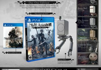 NieR: Automata Comes to the West on March 7