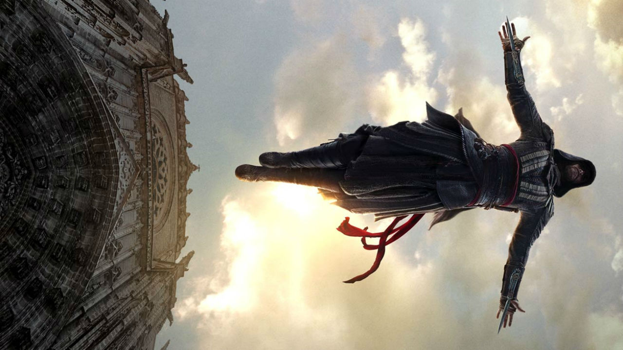 The Assassin's Creed Movie Is A Rotten Tomato According To Critics