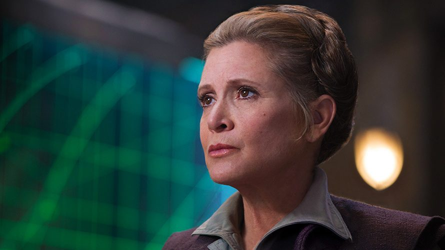 Elite Dangerous Update 2.3 Will Add Tribute To Carrie Fisher