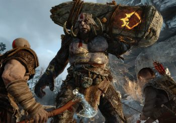 God of War PS4 Has Not Had Graphical Downgrades Says Artist