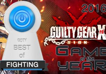 Best Fighting Game of 2016 - Guilty Gear Xrd -Revelator-