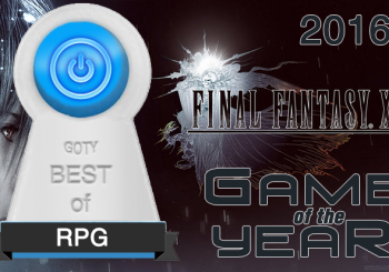 Best RPG Game of 2016 - Final Fantasy XV