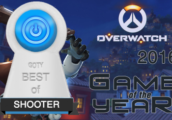 Best Shooter of 2016 - Overwatch