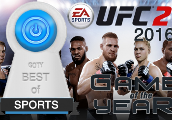 Best Sports Game of 2016 - EA Sports UFC 2