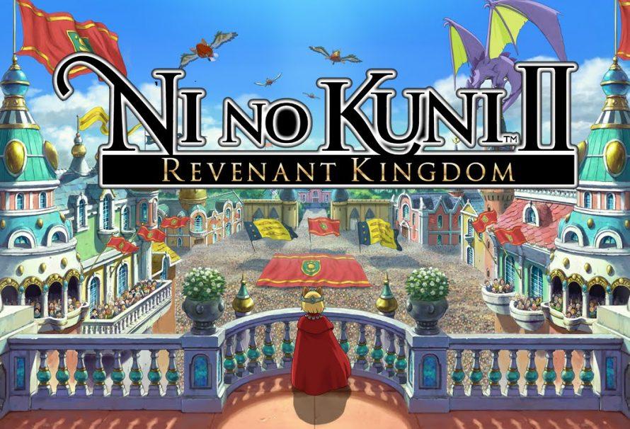 Ni no Kuni II: Revenant Kingdom Gets a New Trailer; To Release in 2017