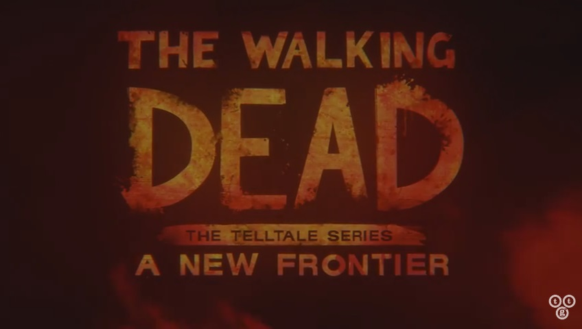 First Look Trailer For The Walking Dead: A New Frontier
