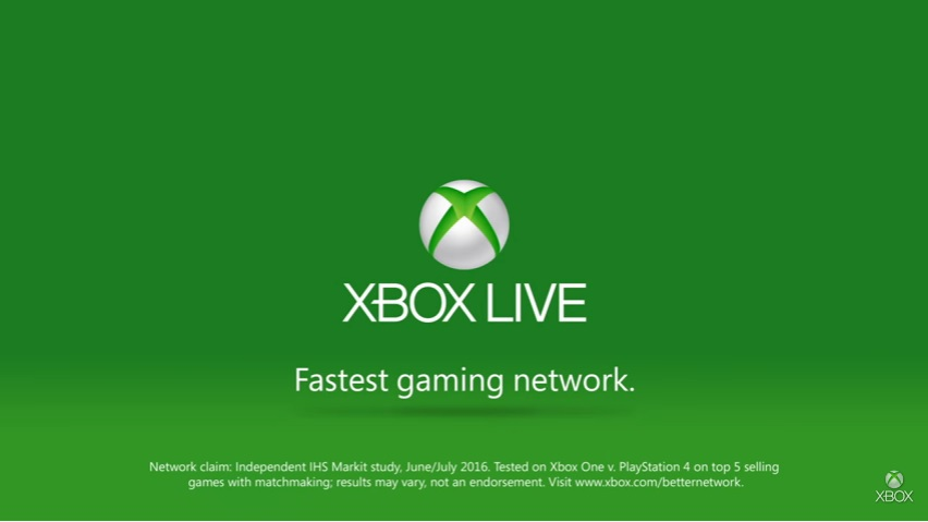 "Microsoft Jabs At PSN By Saying Xbox Live ""Won't Let You Down"""