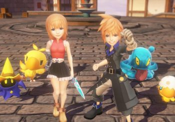 World of Final Fantasy Update Patch 1.02 Is Out Now