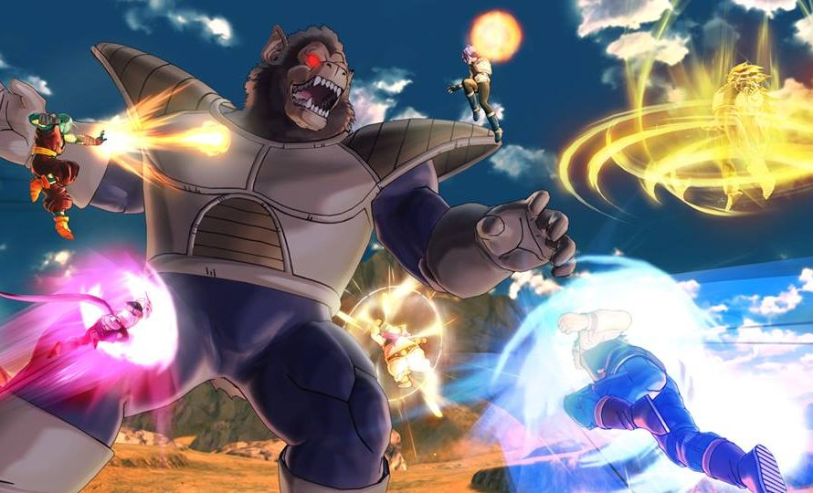Dragon Ball Xenoverse 2 Expert Mission Reinforcement Week Announced