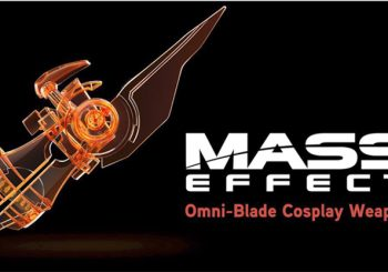 EB Games Lists Mass Effect Andromeda Omni-Blade Replica