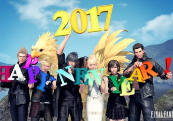 Hajime Tabata Has A New Year's Message For Final Fantasy XV Fans