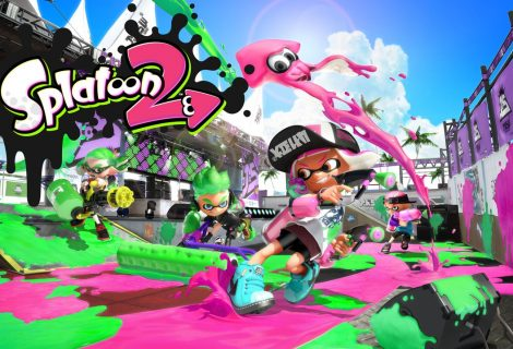 Splatoon 2 Announced For The Nintendo Switch
