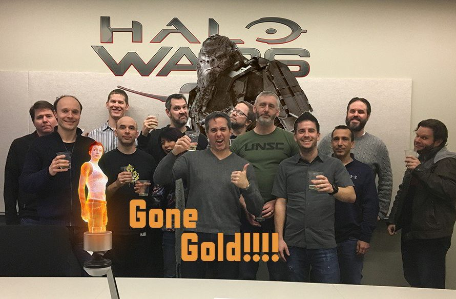 Halo Wars 2 Has Gone Gold