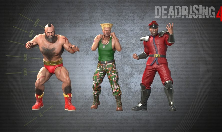 Dead Rising 4 Gets New Difficulty Modes, Street Fighter Costumes And More