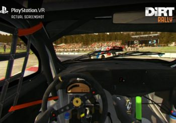DiRT Rally Is About To Be Updated To Include PlayStation VR Support